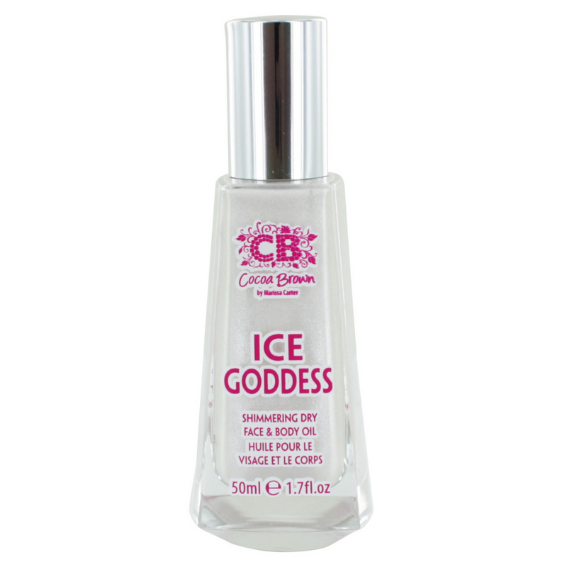 Cocoa Brown Ice Goddess Shimmer Oil