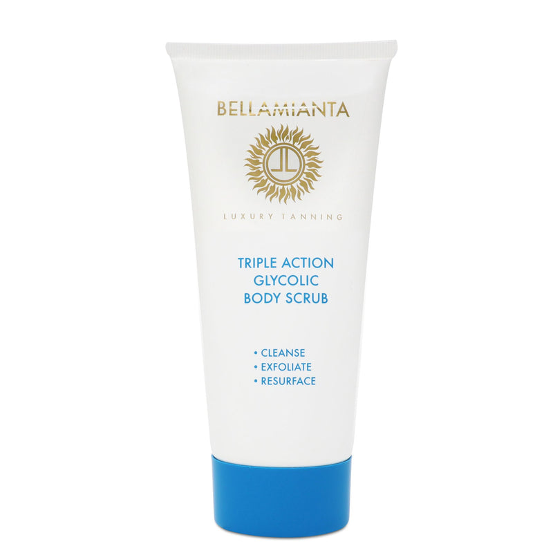 Bellamianta Triple Action Glycolic Body Scrub