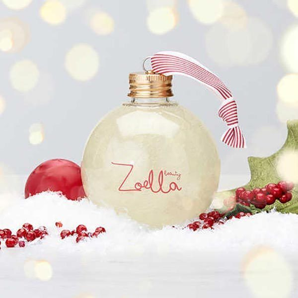 Zoella Deck The Baubles Bubble Bath