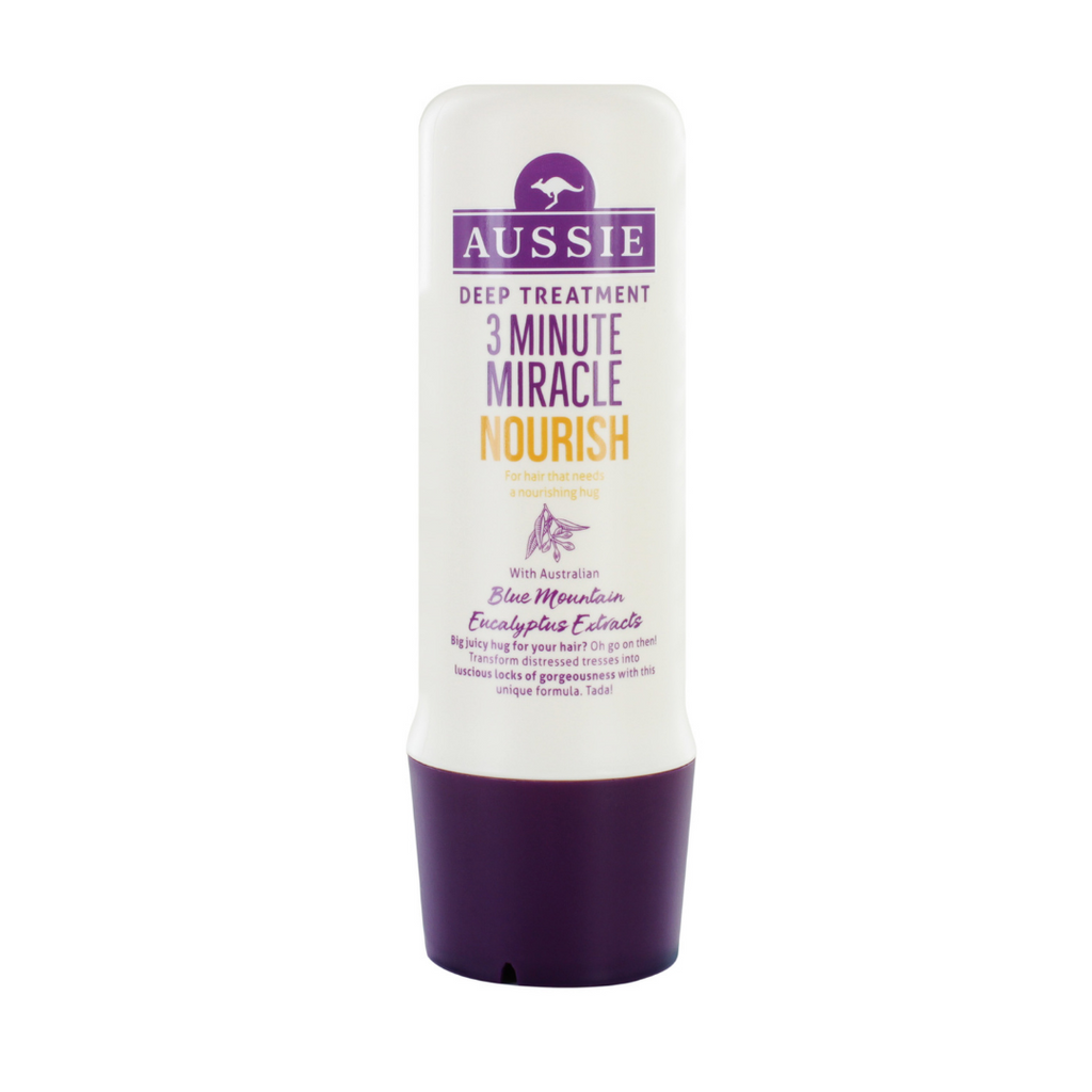 Aussie 3 Minute Miracle Nourish Deep Conditioning Treatment