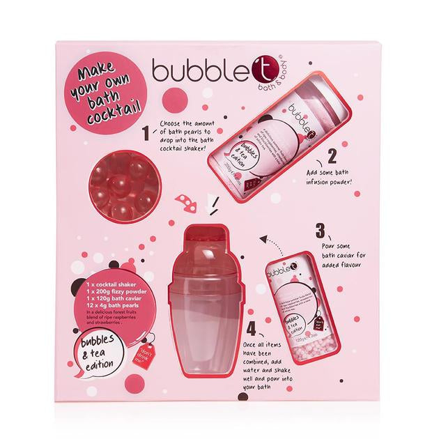 Bubble T Create Your Own Bath Cocktail