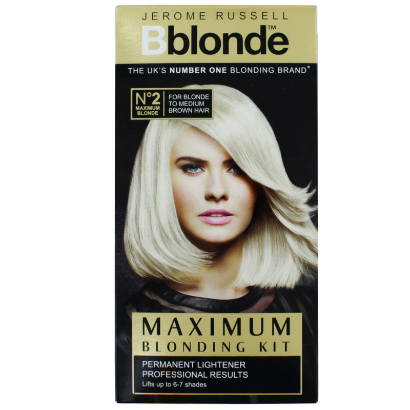 BBlonde Maximum Blonding Kit No2