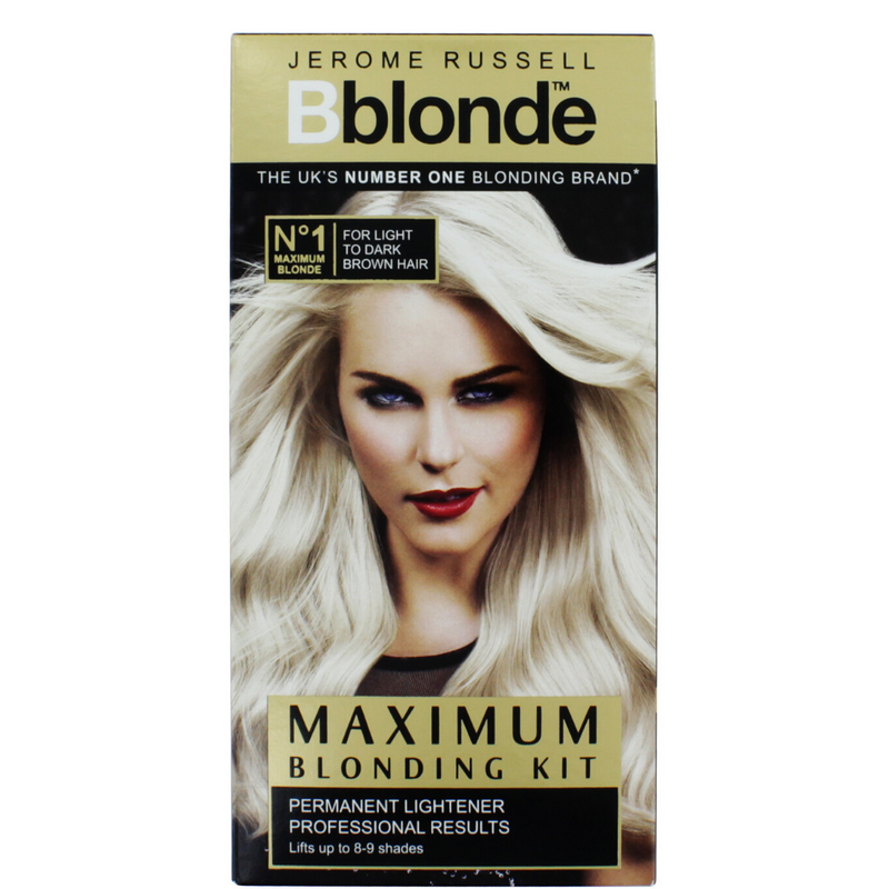 BBlonde Maximum Blonding Kit No1