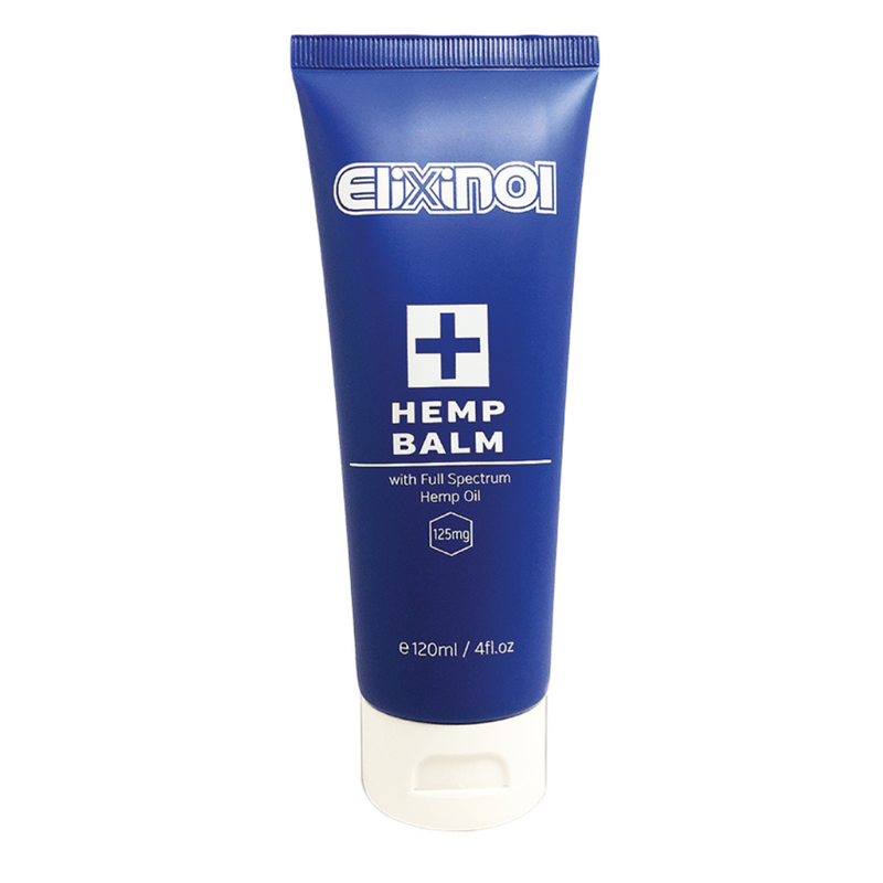 Elixinol Full Spectrum Hemp Balm 120ml