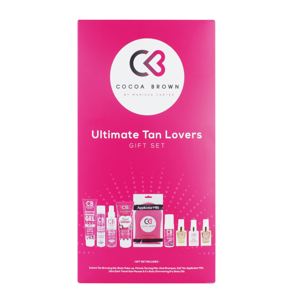 Cocoa Brown Ultimate Tan Lovers Gift Set