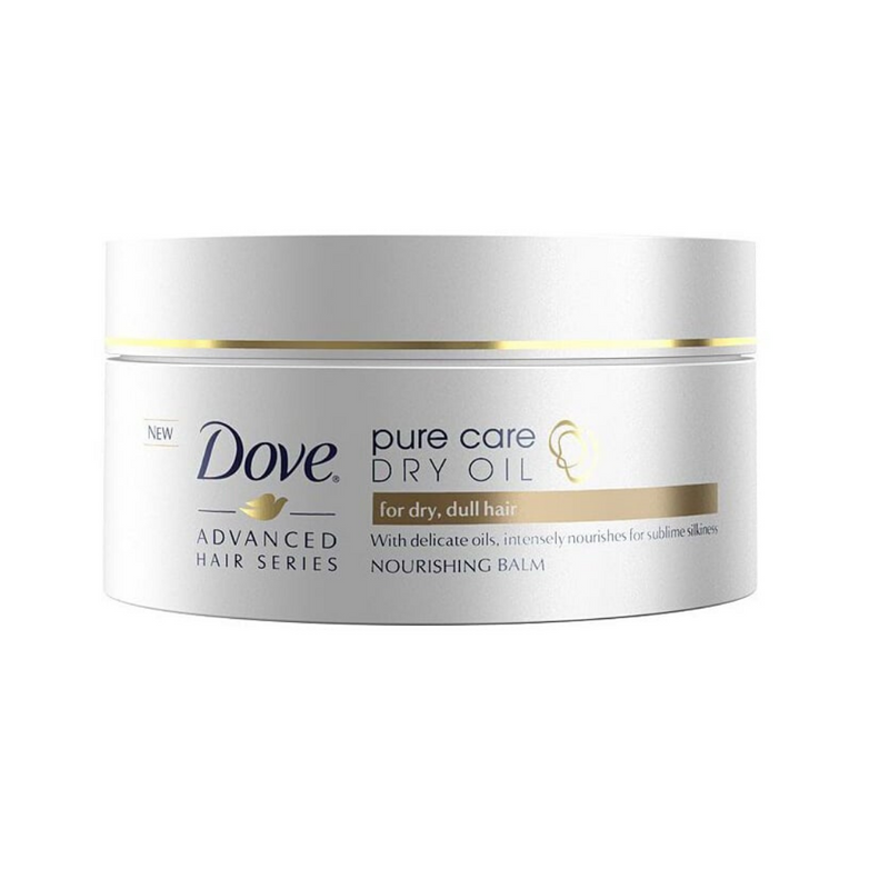 Dove Pure Care Dry Oil Nourishing Hair Balm