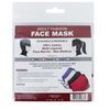 Adult Multi-Layered Reusable Face Mask