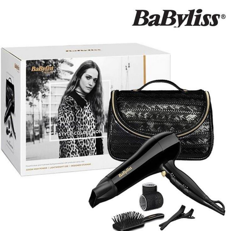Babyliss Hairdryer & Styling Set
