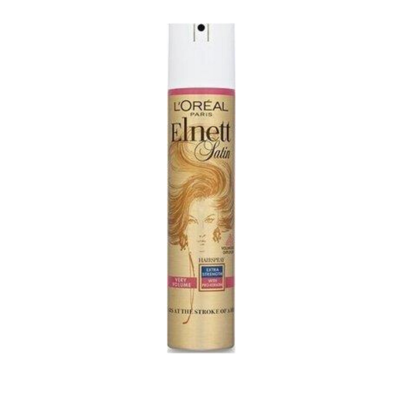 L'Oreal Elnett Satin Finish Hairspray 200ml