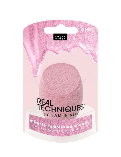 Real Techniques Sugar Crush Miracle Complexion Sponge Pink