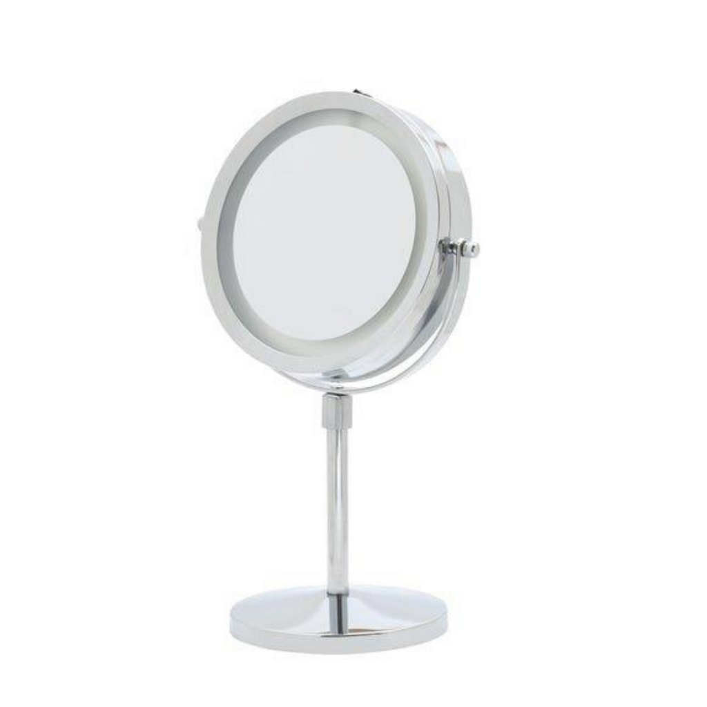 LED Touch Adjustable Cosmetic Mirror
