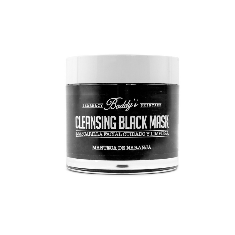 Boddys Pharmacy Cleansing Black Mask