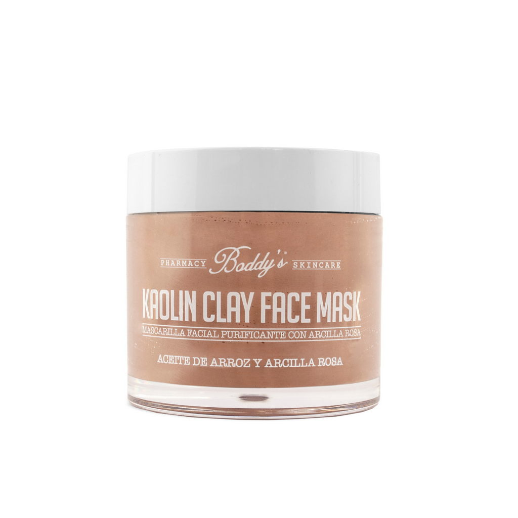 Boddys Pharmacy Kaolin Clay Mask