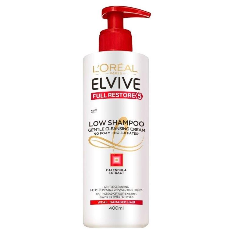 L'Oreal Elvive Full Restore Low Shampoo
