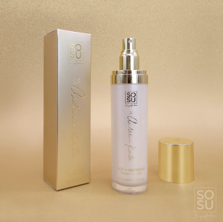 SOSU by SJ x Aideen Kate Set & Refresh Perfecting Skin Mist