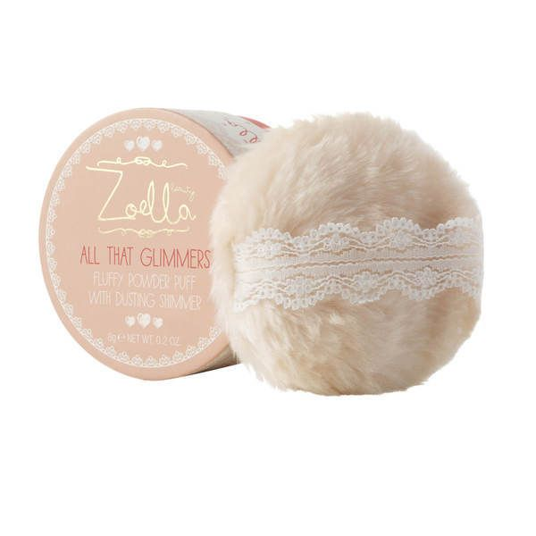 Zoella All That Glimmers Shimmer Body Puff