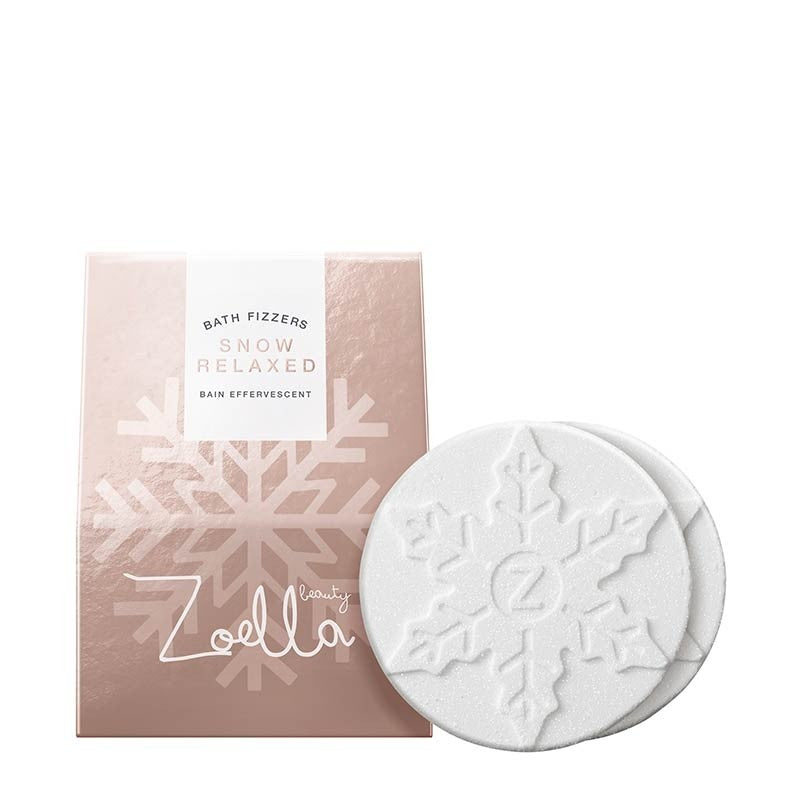 Zoella Snow Relaxed Bath Fizzer