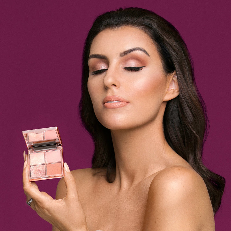 SOSU by SJ x Terrie McEvoy Daydream Collection Eyeshadow Quad