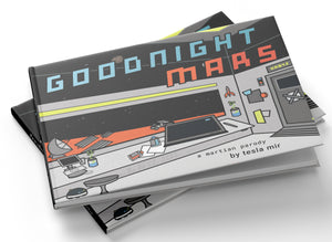 'Goodnight Mars' : A Sci-Fi STEM Parody is out!