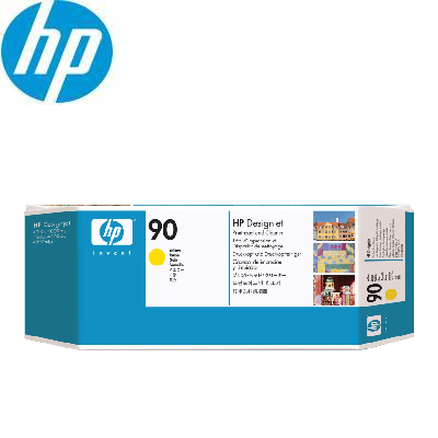 HP 90 Printhead and Cleaner