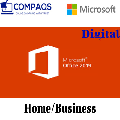 Microsoft Office 2019 Home/Student/Business English