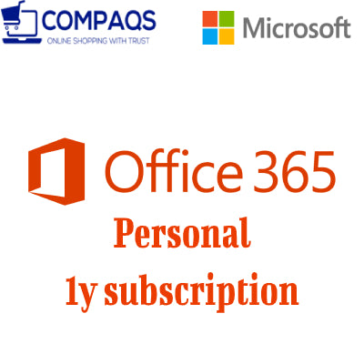 Microsoft Office 365 Personal/Home/Family