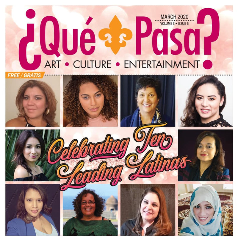 Que Pasa? Celebrating Ten Leading Latinas in New Orleans