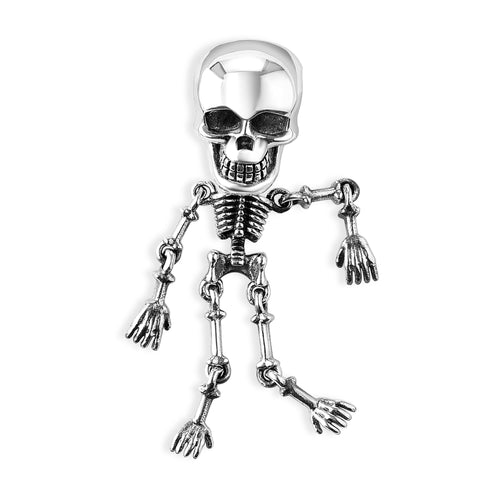 Jack Skeleton Couture Charm