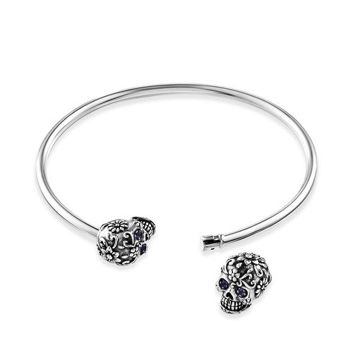 Precious Sugar Skull Cali Couture Bangle Component Replacement