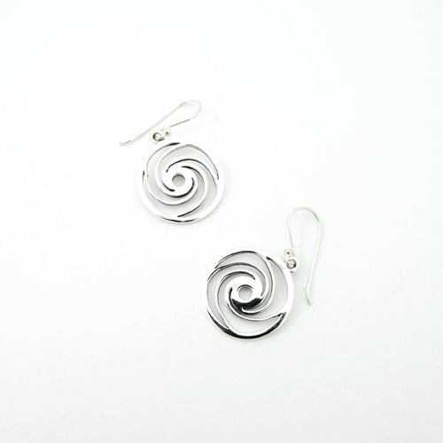 Eye Of The Storm Earrings