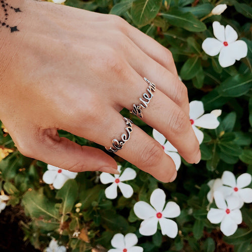 Best Script Ring