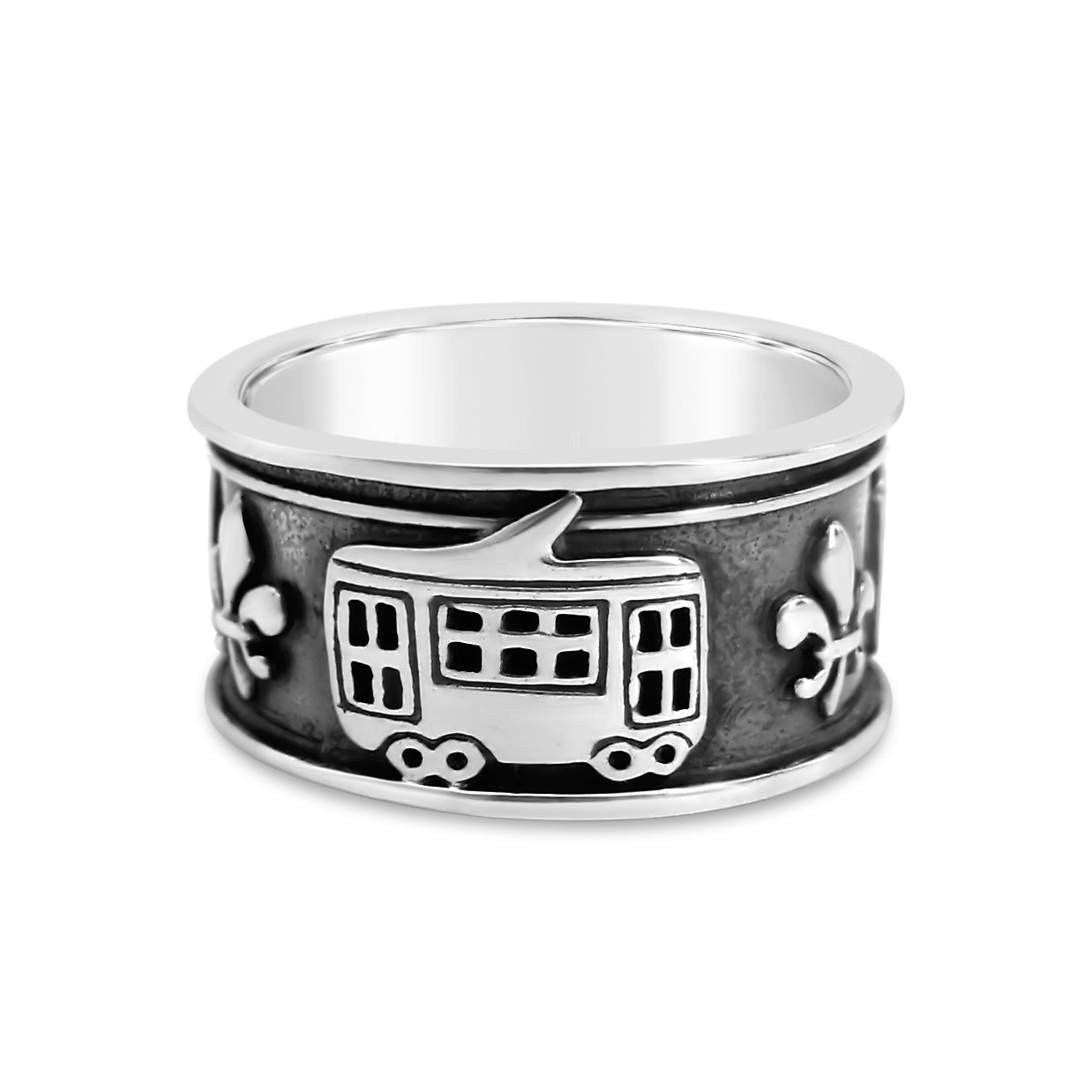 St. Charles Ave Streetcar Ring