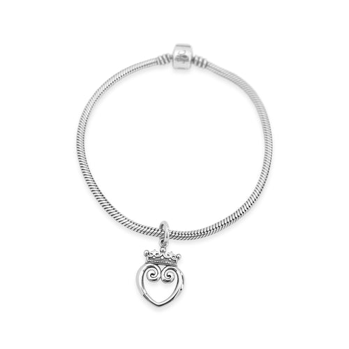 Queen of Hearts Couture Compatible Charm