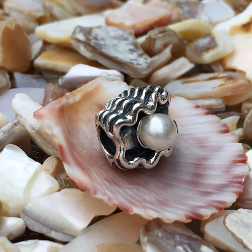 Oyster Couture Charm