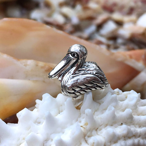 Pelican Couture Charm