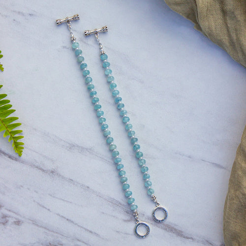Ocean Breeze Signature Toggle Bracelet