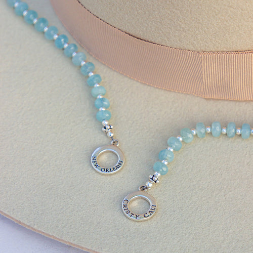 Ocean Breeze Signature Toggle Necklace