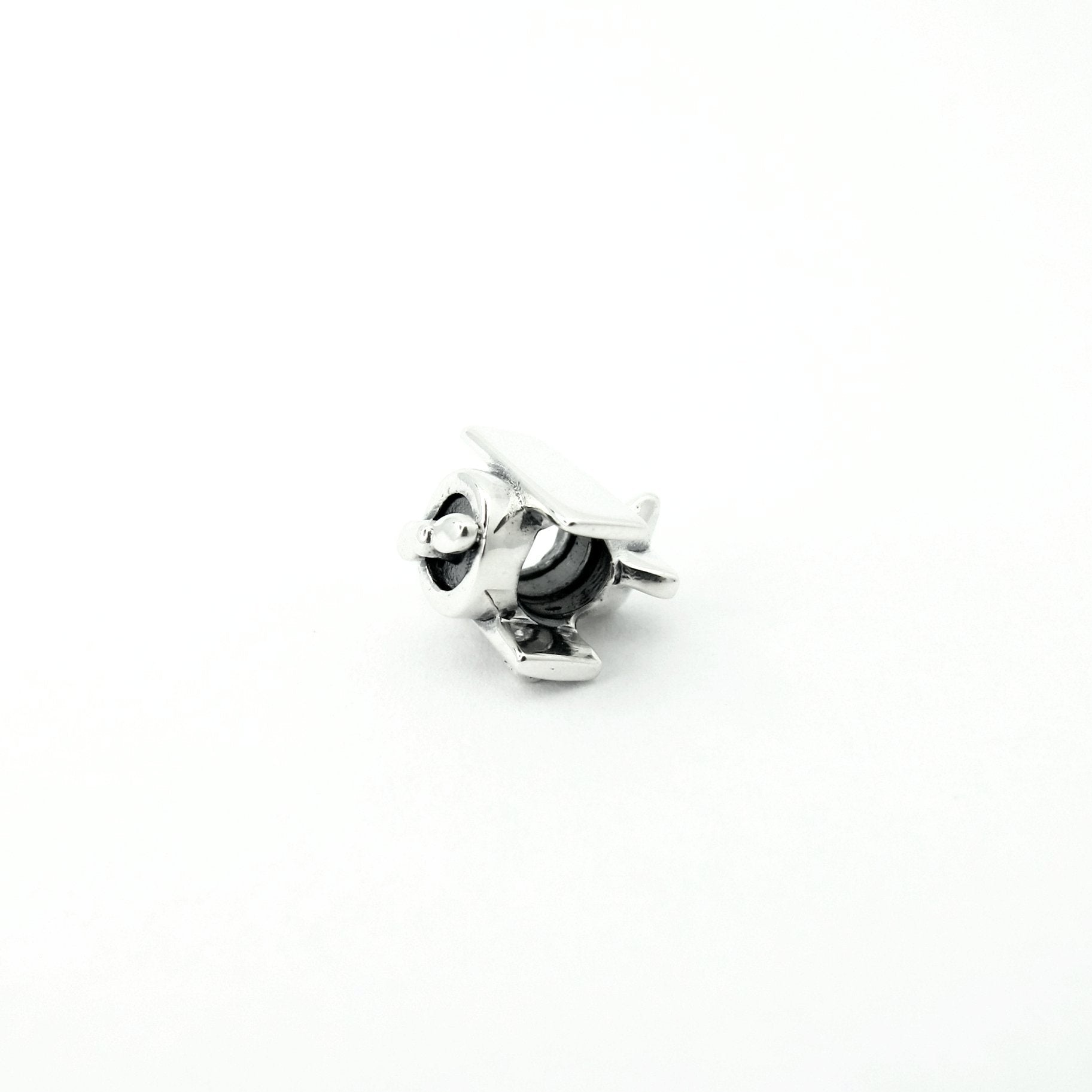 Take To The Sky Biplane Couture Charm