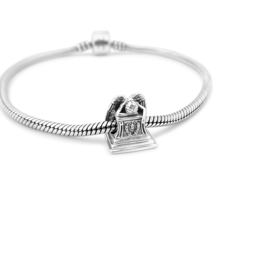 Angel of Grief Couture Charm