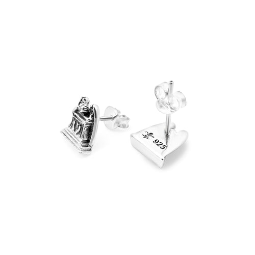 Angel of Grief Mini Studs