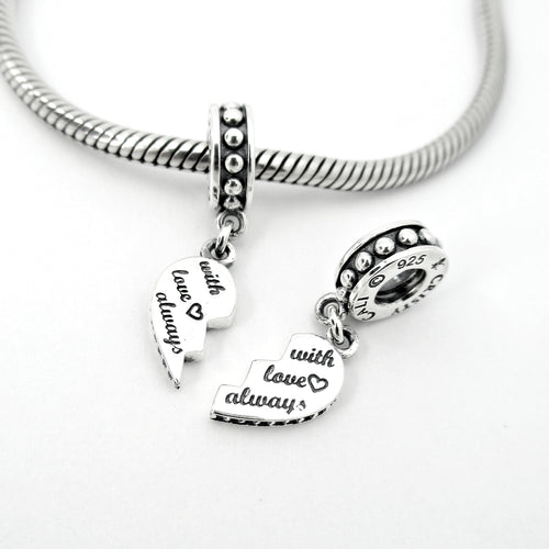 Sister Sister Couture Charm Set