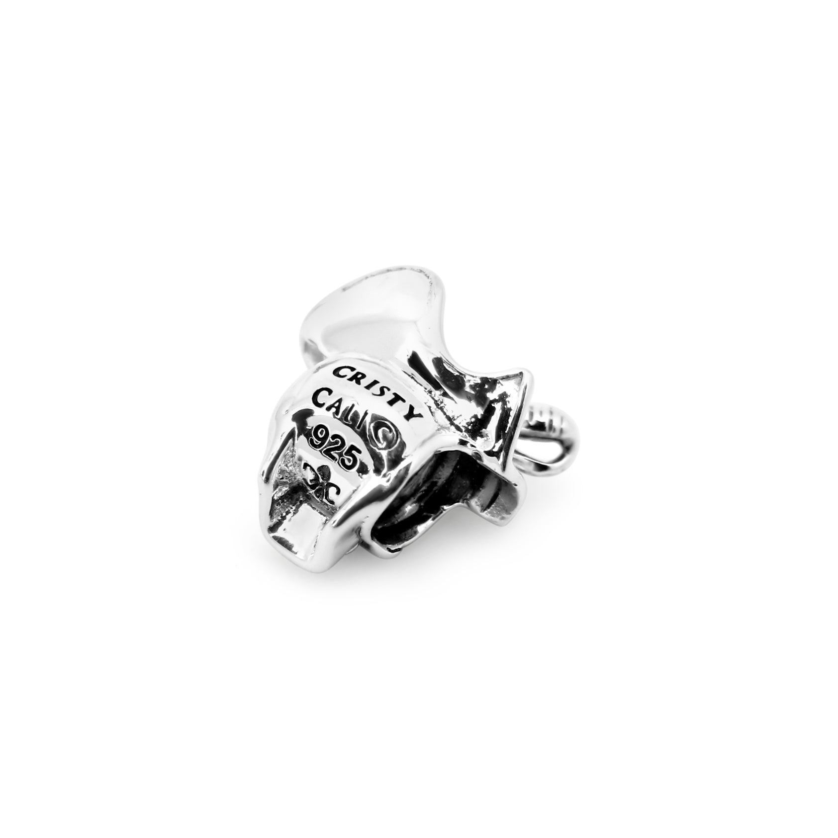 Captain Jack Skully Couture Charm