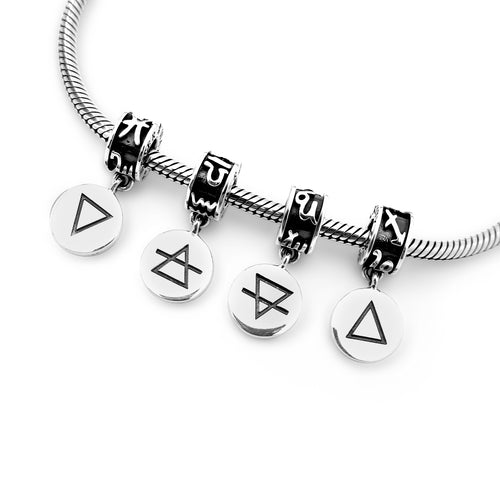 Earth Element Couture Charm