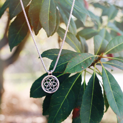 Flower of Life Amulet