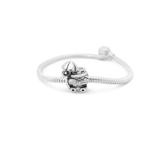 Lucky Dogs Couture Charm