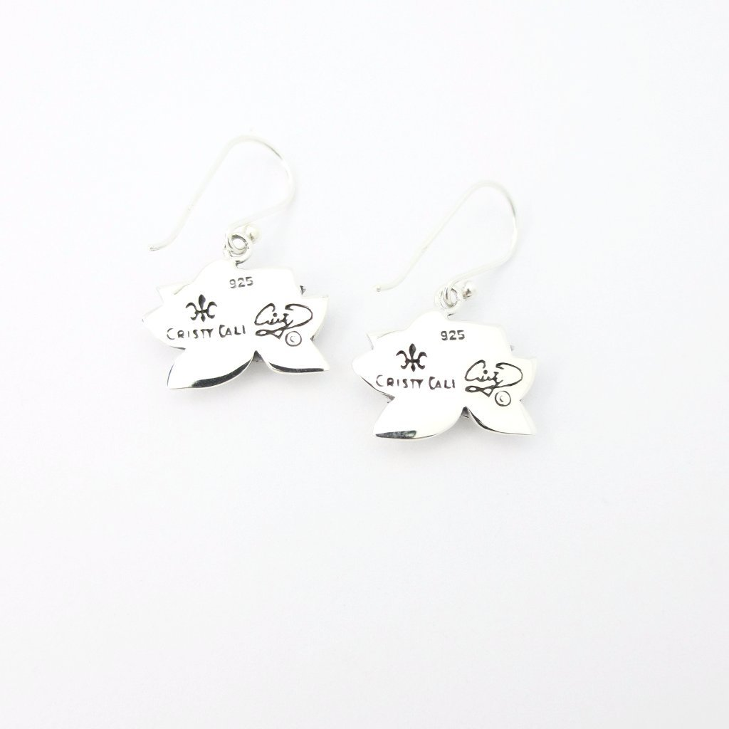 Magnolia Dangle Earrings