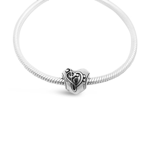 Music to My Soul Couture Charm