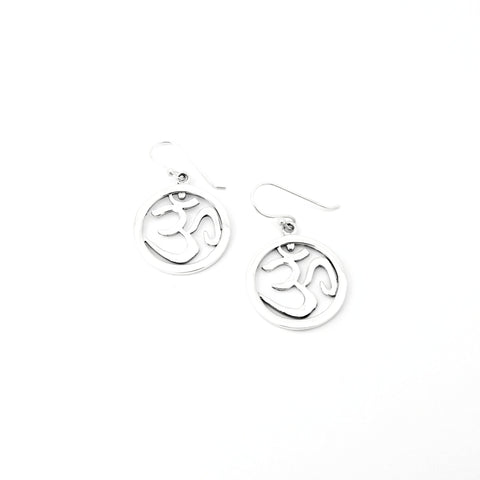 Angel of Grief Dangle Earrings