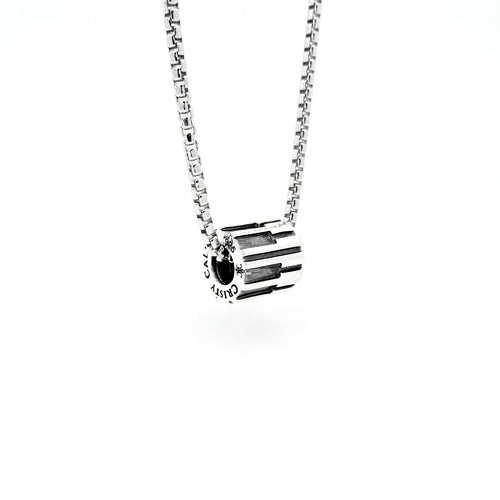 Piano Keys Couture Charm