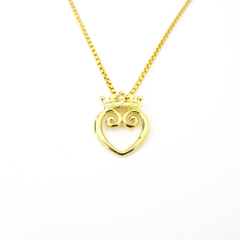 Queen of Hearts Limited Edition - Medium Gold